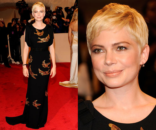 Michelle Williams in Miu Miu