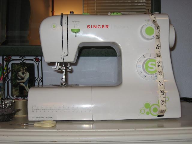 sewing mchine
